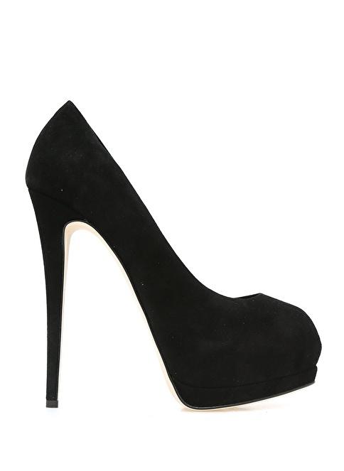 Giuseppe Zanotti topuklu ayakkabı Siyah
